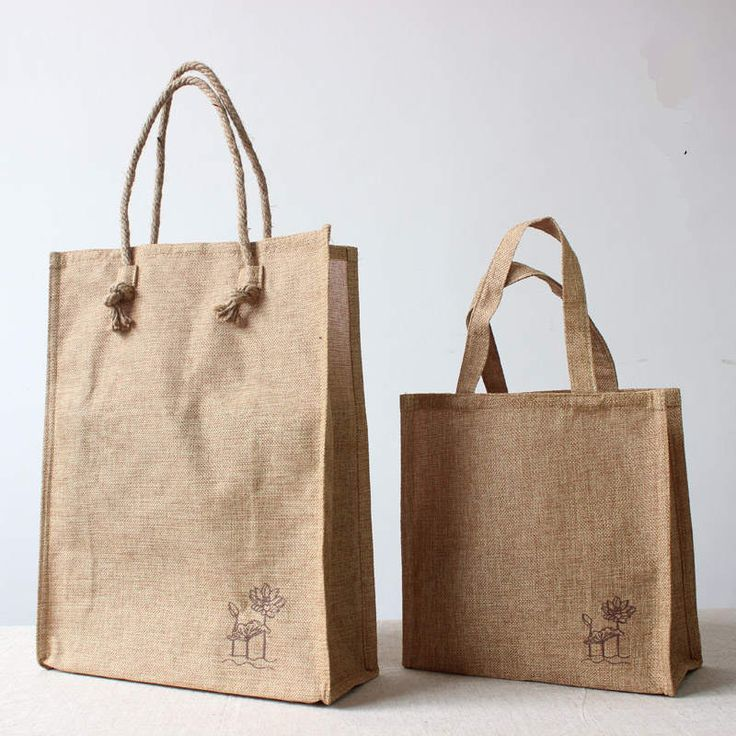 Best 25  Jute bags ideas on Pinterest