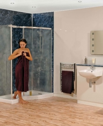 Showerwall is the ultimate versatile easy to fit waterproof panelling system…