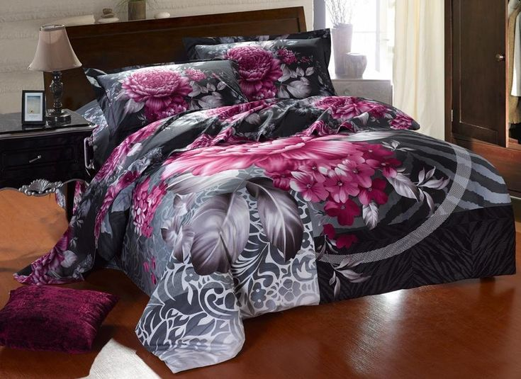 501 best bed sets images on pinterest bed sets skull art and skulls. Black Bedroom Furniture Sets. Home Design Ideas