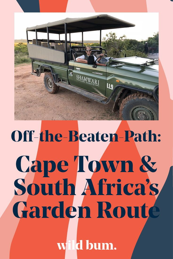 The Garden Route In South Africa Cape Town Things To Do In 2020 Cape Town Route Outdoors Adventure