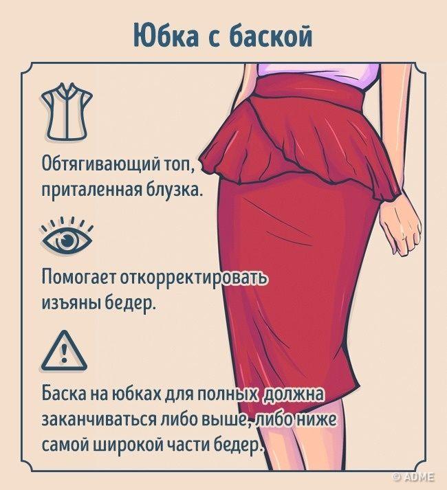 Как выбрать идеальную юбку потипу фигуры