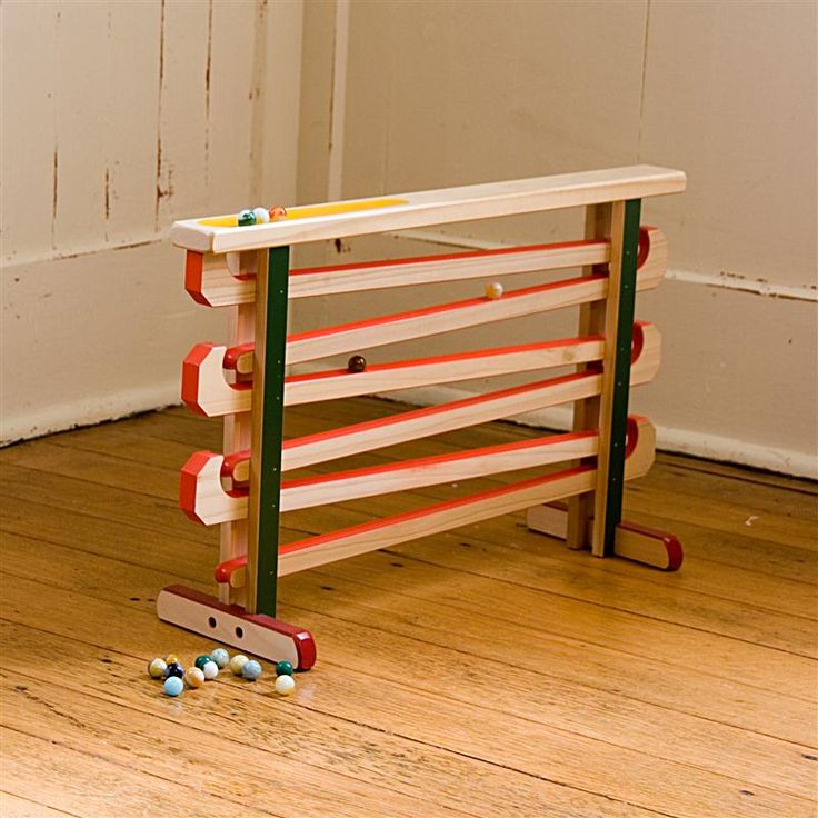 Wooden Marble Track Marbles Marble Machine And Wooden Toys