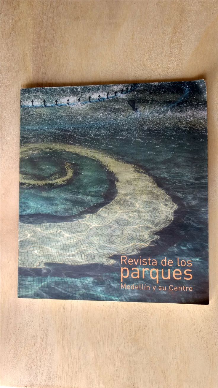 Revista de los parques