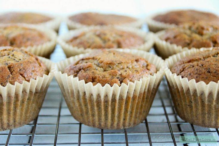 Glutenvrije citroen maanzaad muffins-2