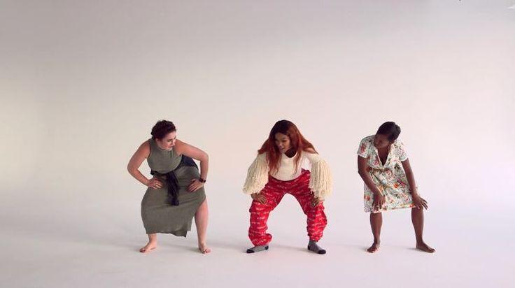 "Teyana Taylor's Kanye ""Fade"" Dance Tutorial on the Scene: https://thescene.com/watch/allure/teyana-taylor-kanye-fade-dance-tutorial"