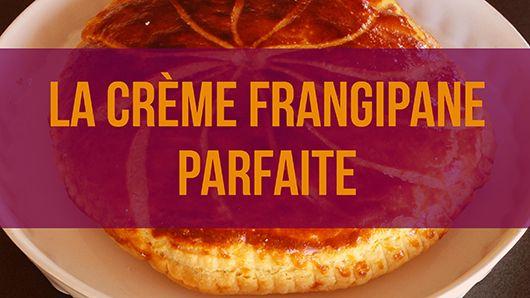 Recette de la crème frangipane de Christophe Michalak, par Boeuf Karotte