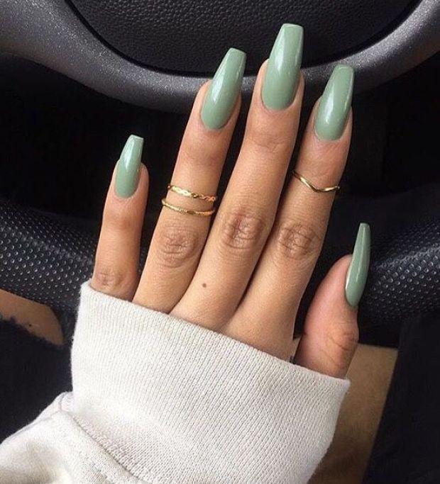 Nageldesigns und -ideen 2018 – Nails ❤
