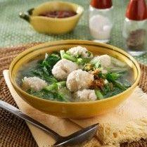 sup bakso ayam