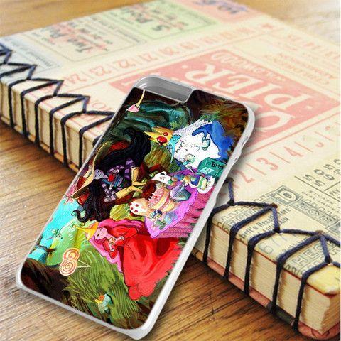 Adventure Time Family iPhone 6 Plus iPhone 6S Plus Case