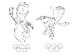 london olympics logo coloring pages - photo#21