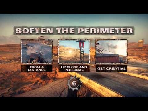 The Mad Max Game Gets Even More Awesome With The Latest Interactive Trailer — Today In Awesome