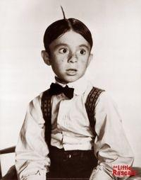 Alfalfa... The Little Rascals