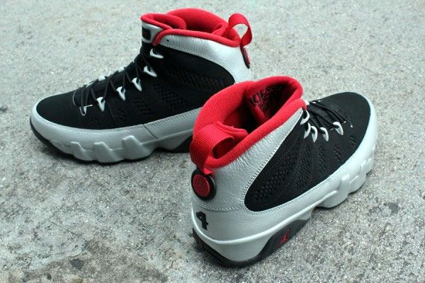 "Jordan 9 Retro ""Johnny Kilroy""(2012). Share more New Jordans 2014 joy with my blog www.23isback.me ."