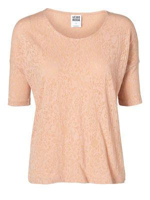 Beautiful mahogany rose shirt from VERO MODA. #veromoda #mahogany #rose #pink #fashion