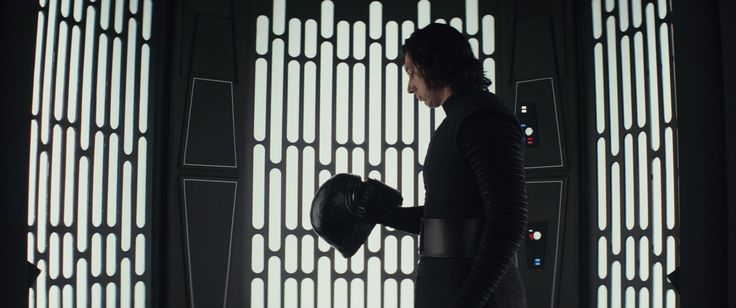 Kylo Ren  sheds his Vader Loving Persona to become The Galaxies Newest Threat and His Own Complex Villain