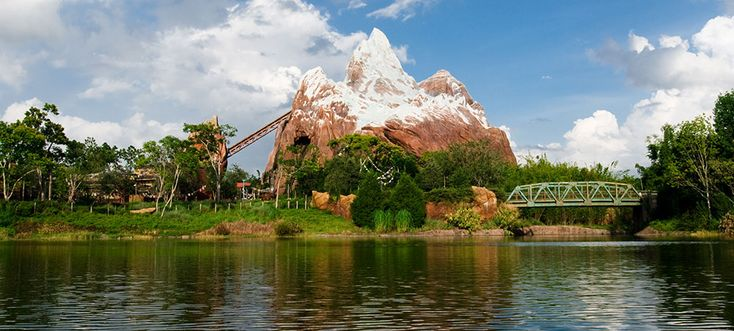 Expedition Everest :  Take on the treacherous terrain of the towering Forbidden Mountain in this high-altitude, high-speed train adventure.: Walt Disney, Disney Animal Kingdom, Disney World, Rollers Coasters, Disney World Resorts, Expedition Everest, Disneyland Pictures, Disney Vacations Club, Disney Worlds