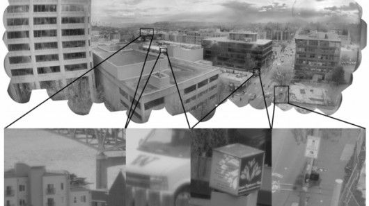 And to think I was amazed with the 1 Mpix cameras  Sample gigapixel image of the Seattle skyline captured by the prototype camera (Photo: Duk...