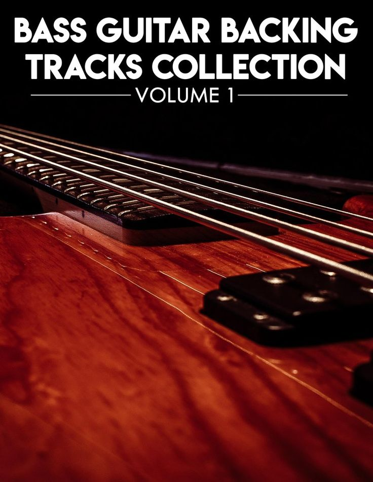 The Bass Backing Tracks Collection MP3 Download in 2020