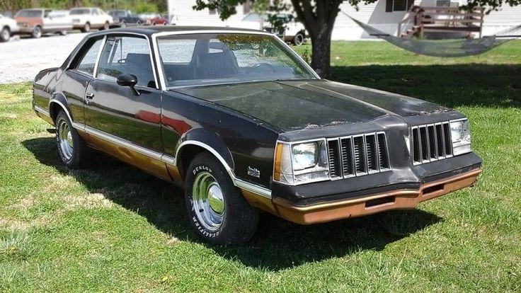 Factory Hurst 4-Speed Car: 1979 Pontiac Grand Am - http://barnfinds.com/1979-pontiac-grand-am/