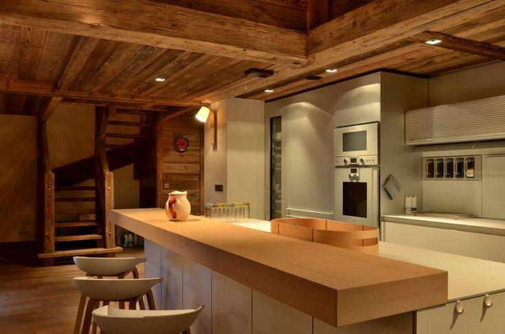 les 25 meilleures id es de la cat gorie cuisines blanc cass sur pinterest cabinets blancs. Black Bedroom Furniture Sets. Home Design Ideas