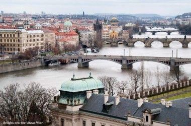 Prague: the City of Change