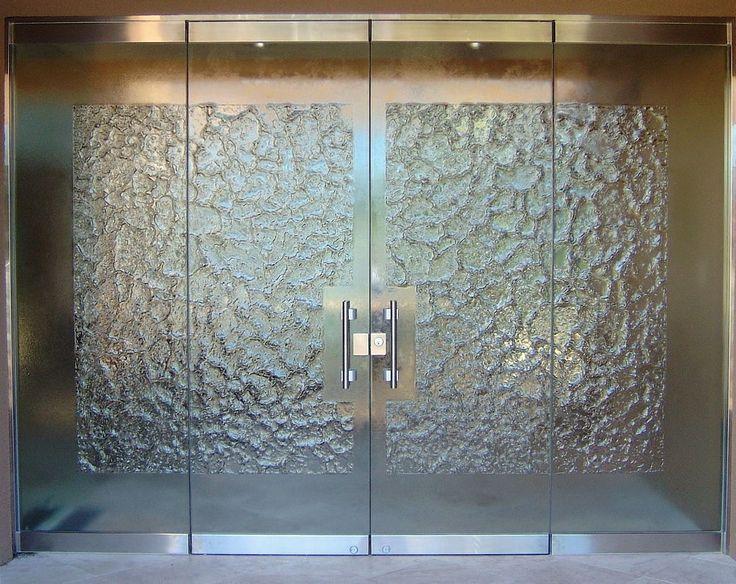 Glass Office Front Door