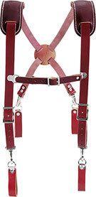Leather Work Suspenders - Atlas-Machinery Ltd.