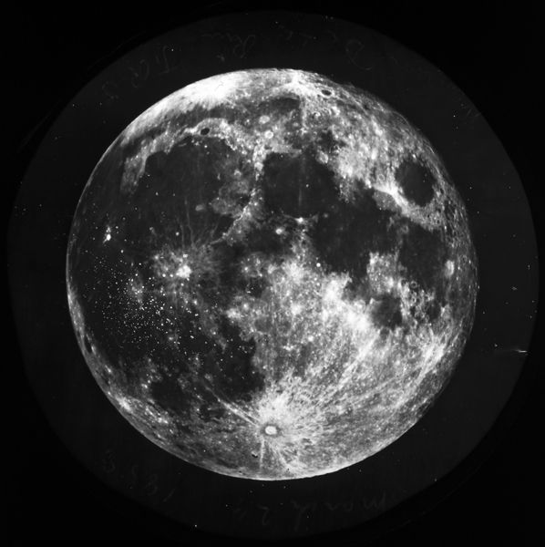 Vintage Black And White Photography | black & white, moon ...
