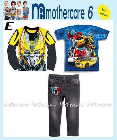 momsneed'shop: Setelan Jeans anak Branded - mothercare 6 set kode...