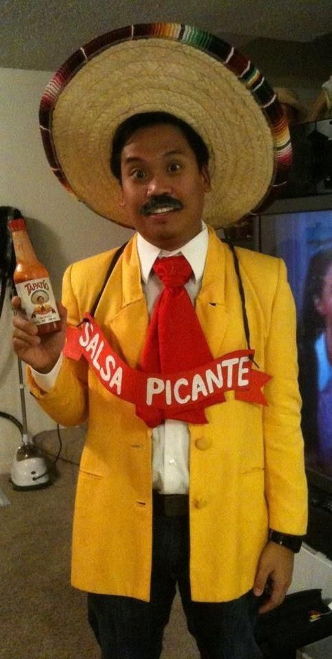 tapatio costume for ian mexican halloween - Mexican Themed Halloween Costumes