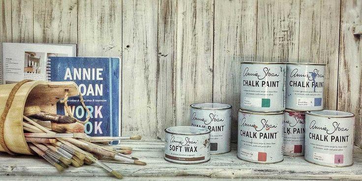 Chalk Paint. Restauración de muebles. Antigüedades