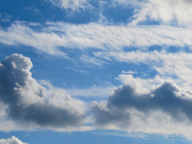 Budaörs 201311 - Felhő habok