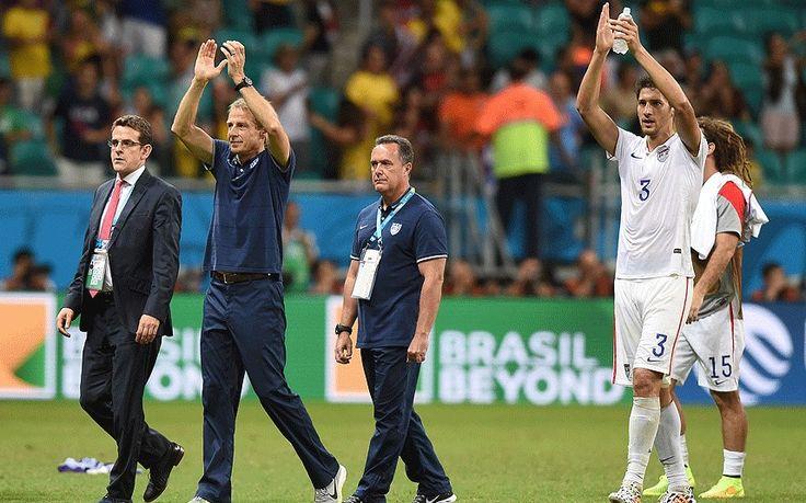 World Cup 2014: Jurgen Klinsmann's next task should be to smash the American system - Telegraph
