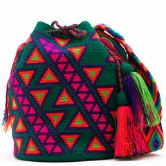 Wayuu Crochet Patterns – WAYUU TRIBE   Handmade Wayuu Mochilas Boho Bags