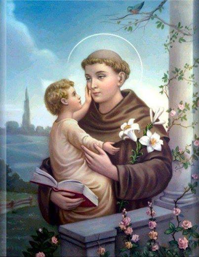 Saint Antonio di Padova