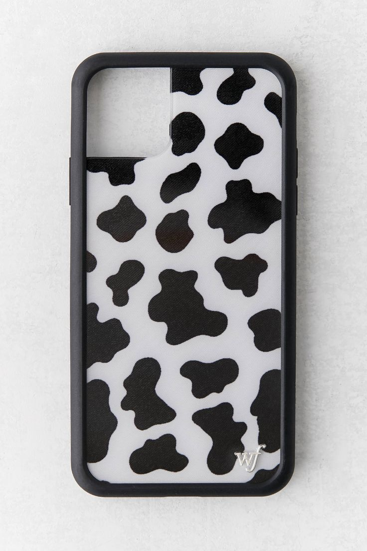 Wildflower Moo Moo iPhone Case in 2020 Phone case diy