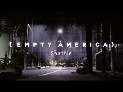 Empty America: Seatle
