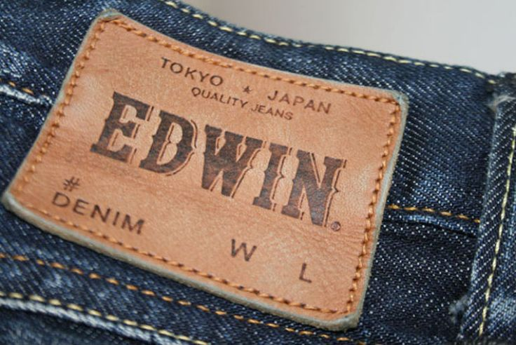 edwin #leatherlabel #denimlabel #ataklabel #derietiket #patches #sewon #kotetiketi #ataketiket