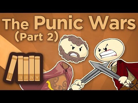 Second Punic War - YouTube
