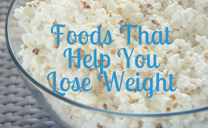 You can eat foods that will help you lose weight! If you're dieting you need to read this!