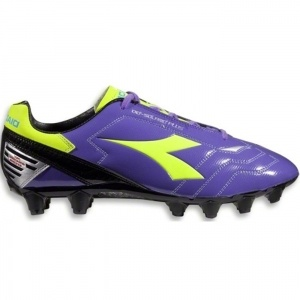 SALE - Diadora DD Solano Plus GX 14 Soccer Cleats Mens Blue Fabric - Was $109.99 - SAVE $35.00. BUY Now - ONLY $74.99