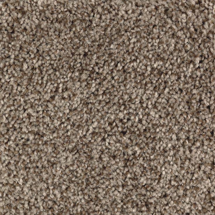 Shop Mohawk Essentials Stainmaster Cedar Chest Textured
