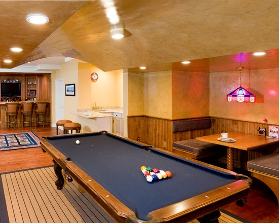 Pictures Of Game Rooms Designs