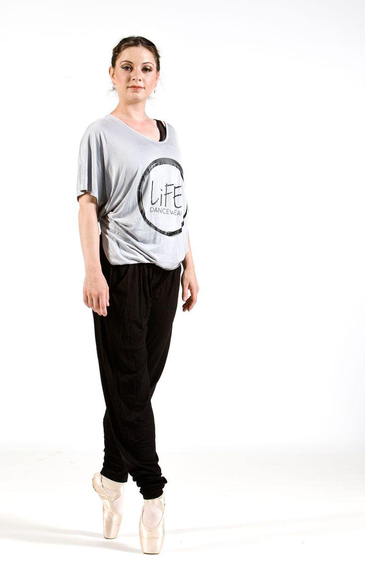 Life Dancewear T-Shirt 2017 und Tanzhosen aus 100% Bambus