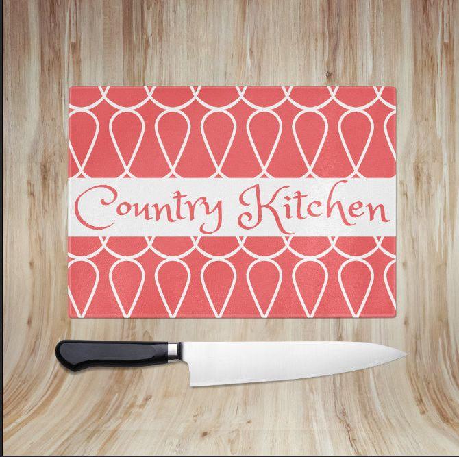 Glass Cutting Board, Monogrammed Glass Cutting Board, Personalized Cutting Board, Kitchen Cutting Board, Glass Board, Food Cutting Board