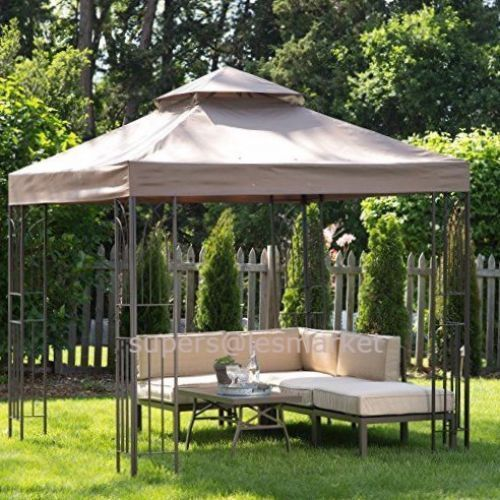 Outdoor Gazebo Canopy Wedding 8X8 Ft Deluxe Patio Party Tent Shelter  Backyard