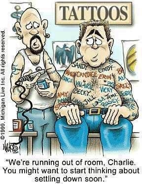 104 best tattoo jokes quotes sayings images on for Funny tattoo memes