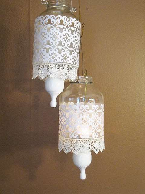 Moroccan Lantern DIY: