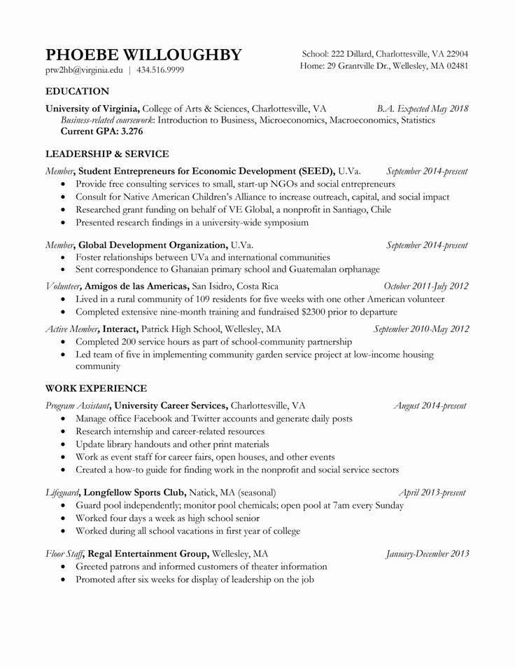 Download Valid Small Business Resume Template can save at