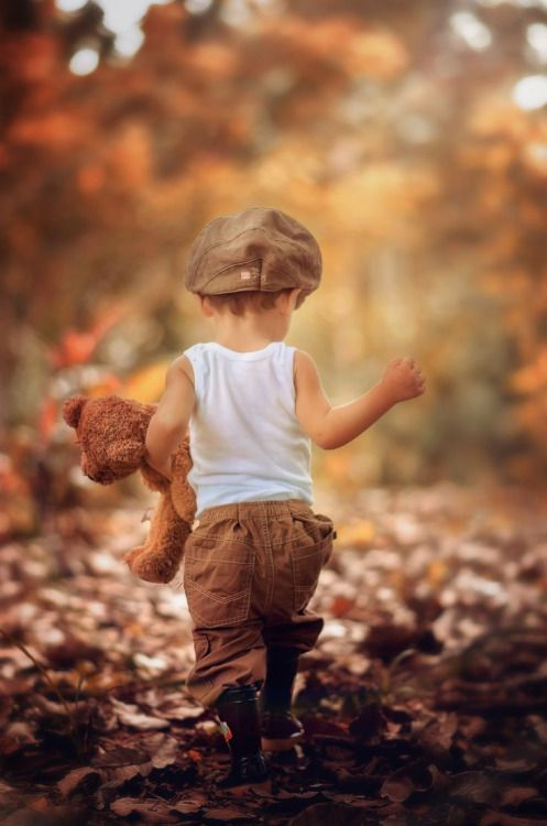 ☾☾ Holiday ☾☾ Autumn ☾☾ Best Friends by Javier Mendez